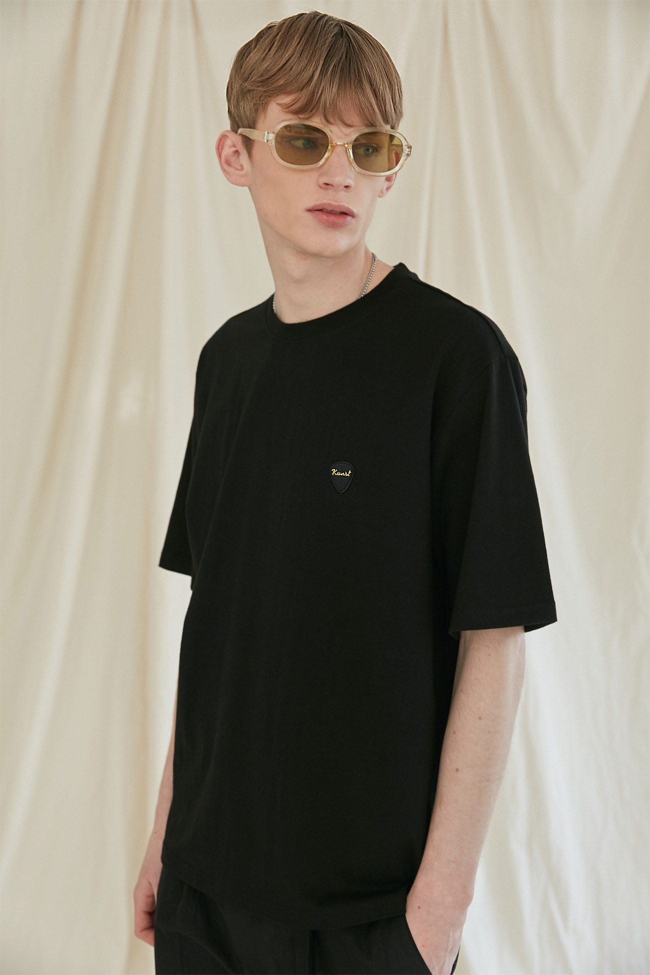 PICK WAPPEN TSHIRT[BLACK]