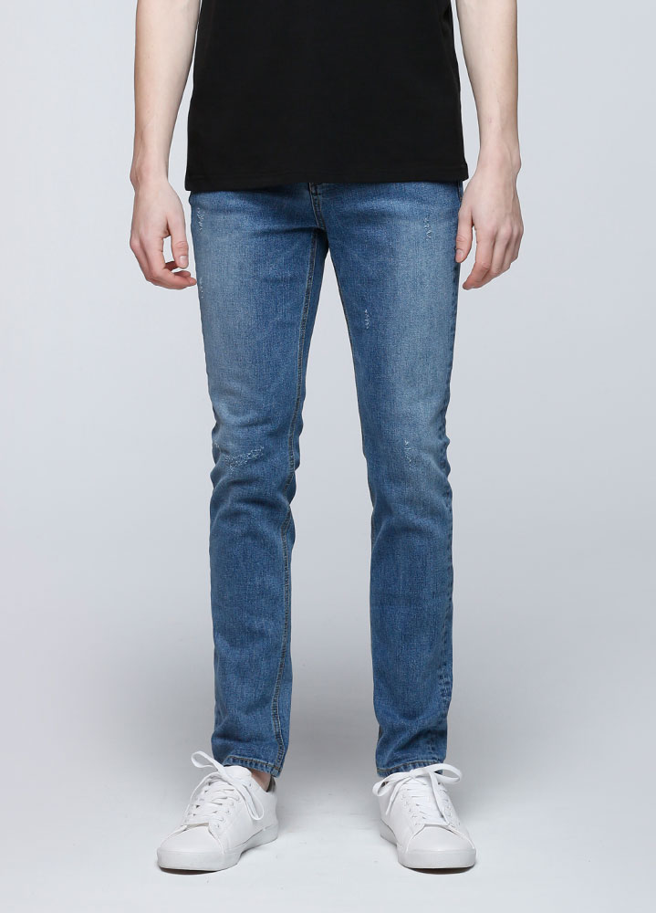 FINN WASHED JEANS