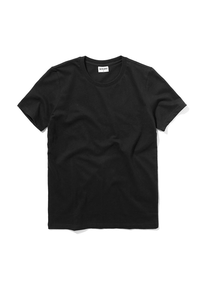 [STANDARD]MUSCLE FIT TSHIRT[BLACK]