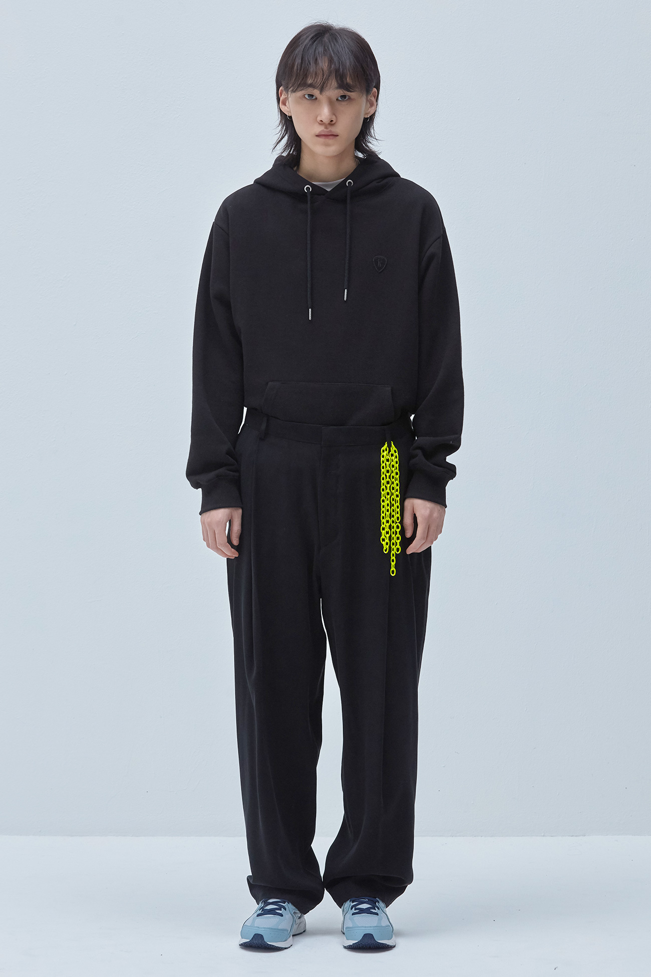WIDE SAPOK PANTS[BLACK]