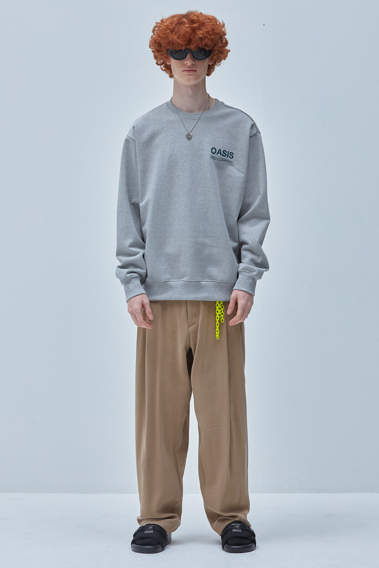 WIDE SAPOK PANTS[BEIGE]