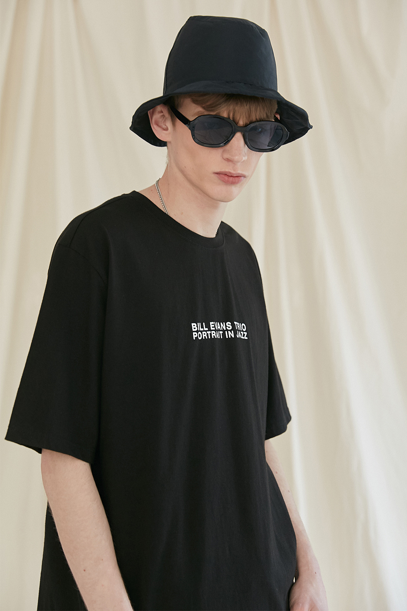 RIVERSIDE TSHIRT[BLACK]