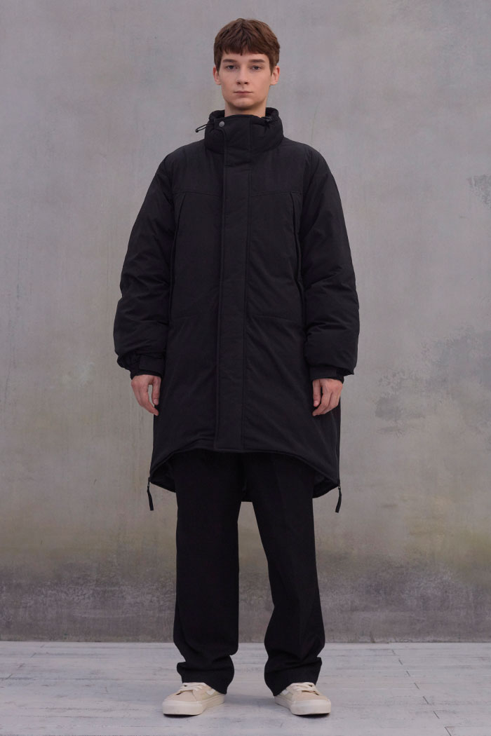 TYPE2 MONSTER PARKA[BLACK]